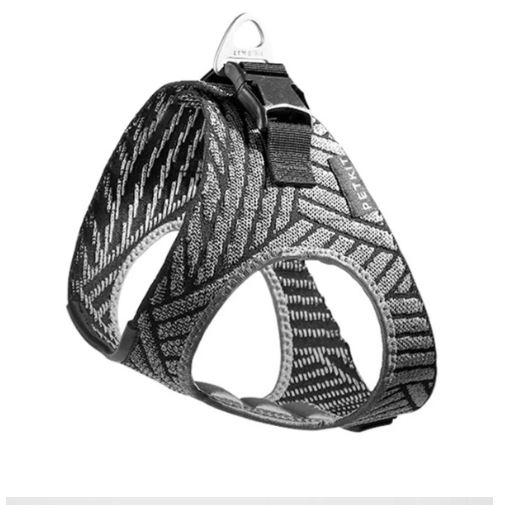 French Bulldog Spinal Support Breathable Padded Harness