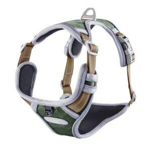 french bulldog no-pull nylon harness